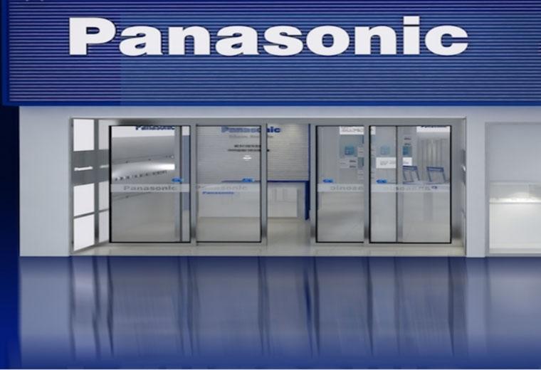 Cửa trượt tự động PANASONIC- Nhật Bản